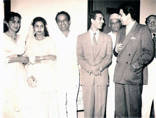 K Asif And Dilip Kumar Sister A Golden Voice - Talat...