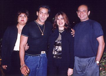 Salman Khan And His Wife http://www.talatmahmood.net/khalid_mahmood.htm